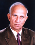 Photograph of MM Chawla